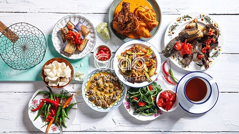 Rm Lesehan Berkah Ilaahi Bi Hendrosari Makanan Delivery Menu Grabfood Id