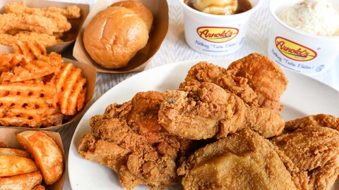 Arnold S Fried Chicken City Plaza Food Delivery Menu Grabfood Sg
